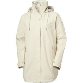 Helly Hansen Valentia Raincoat Women, cream